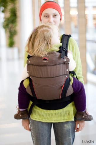 Эргономичный рюкзак: правильно