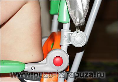 Сборка велосипед Family, шаг 12