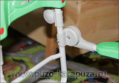 Сборка велосипед Family, шаг 6